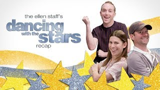 ellens staff is back with dancing with the stars