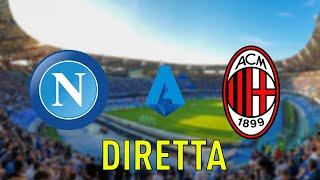 Napoli-Milan 2-2 SFOGO LIVE REACTION Serie A Tim