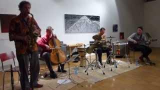 Paradox Trio - Live at Galerie Maerz, Linz, Austria, 2015-02-02