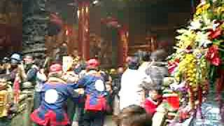 mazu/妈祖 (goddess) festival chenlan temple