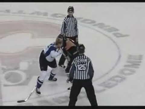 Mike Brown vs Ian Schultz