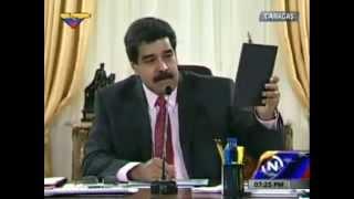 Nicolás Maduro: Capriles es el articulador del paramilitarismo en el estado Miranda. Venezuela