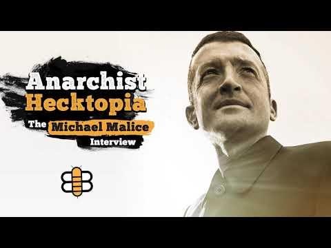 Anarchist Hecktopia: The Michael Malice Interview