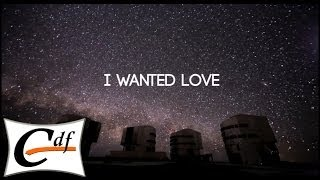 Chris Lago - I Wanted Love