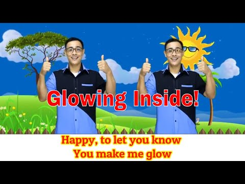 Glowing Inside Cover | Song for Teacher, Mother, Father | Graduation Song | Appreciation Song