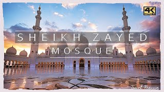 ABU DHABI ● Sheikh Zayed Grand Mosque [2020] 4k📷