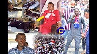 I never benefitted from NPP after all the campaign–Agya Koo weeps   Obinim goes for SH00TING lessons