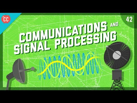 YouTube Couldn't Exist Without Communications And Signal Processing: Crash Course Engineering #42