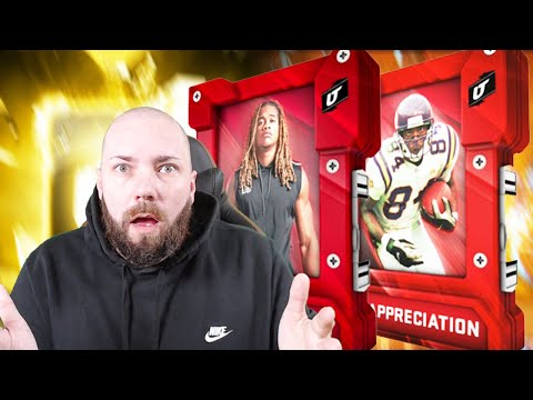 EA GAVE US FREE FAN APPRECIATION PACKS...AND THESE WERE MINE! [MADDEN 20]