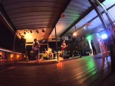 Pearl Jam- Yellow Ledbetter cover by The Goodz, Austin TX