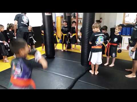 Boxing drill 2
