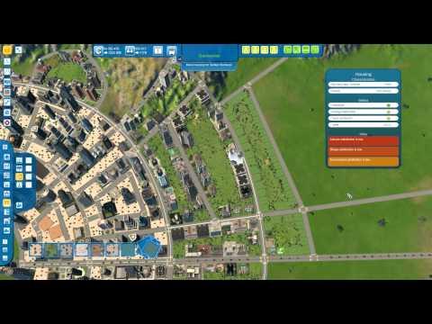 Cities XL 2012 - Gardenvale - 17 - Mega Structures pt2