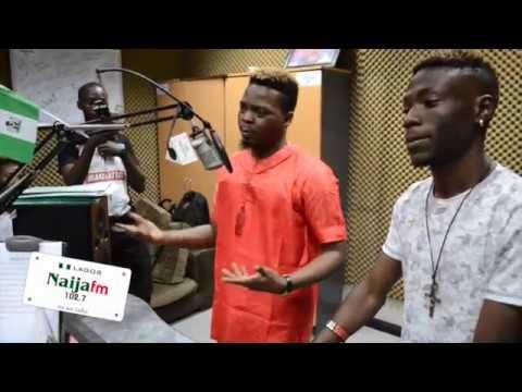 Olamide Baddoh Introduces New Label Signing Davolee [Naija 102.7 FM]