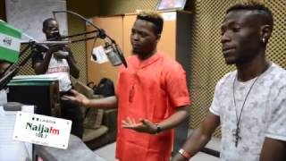 Olamide Baddoh Introduces New Label Signing Davolee Naija 1027 FM
