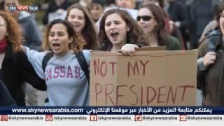 رئاسة ترامب... بلغة الشارع