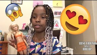 HOW TO DIY DOLL CLOTHES OUT OF BALLOONS