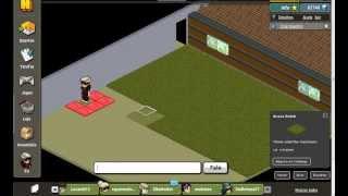 Como fazer uma casa 3D no habblet