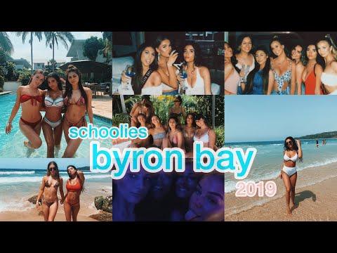 SCHOOLIES, BYRON BAY 2019 | VLOG