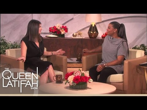 Casey Wilson On Her Husband David Caspe | The Queen Latifah Show