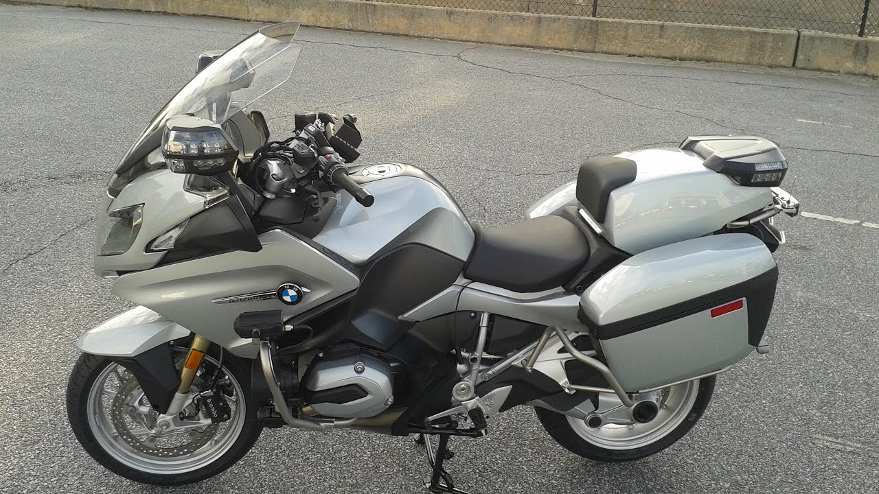 medium resolution of 2015 bmw r1200rt p police state trooper motorcycle