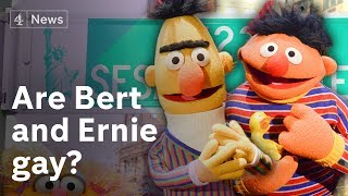 Bert and Ernie controversy: Are they gay?