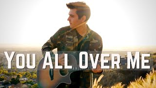 On spotify soon!you all over me by taylor swift ft. maren morris acoustic (taylor's version)my socials: : https://www./c/kysonfacer/feature...