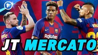 Le FC Barcelone prépare un dégraissage d'envergure | Journal du Mercato