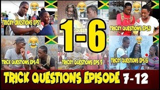 Trick Questions In Jamaica Episode 1- 6 THANKS FOR 100K!!!!!!!!!