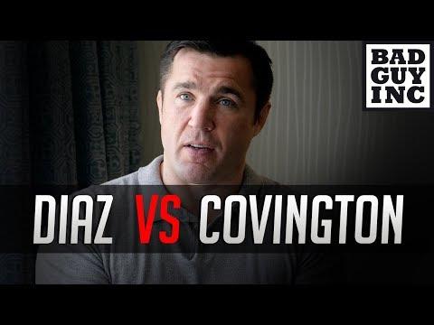 100% SPECULATION - Nick Diaz vs Colby Covington