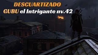 Sombras de Guerra DESCUARTIZADO: Gubu el Intrigante nv.42 Rastreador, de los agrestes