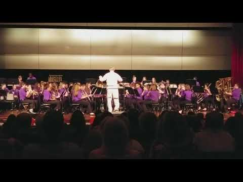 East Coweta Middle School 6th Grade Band