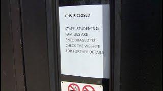 Oconomowoc High School will remain closed this weekend