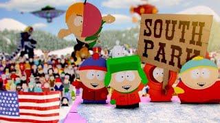 South Park Season 17 (Theme Song Intro)