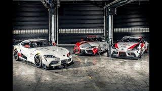 2020 Toyota Supra GT4