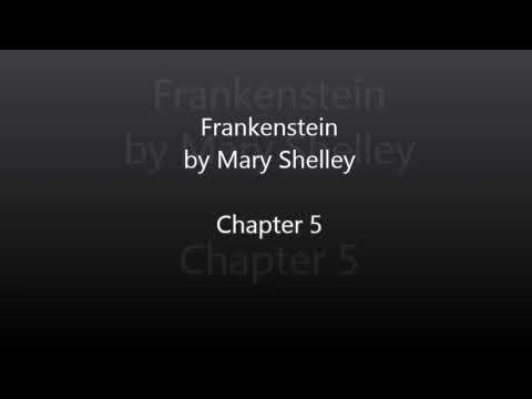 Frankenstein by Mary Shelley - Chapter 5 Audiobook
