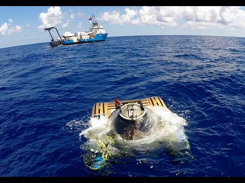 Nekton's Mission to explore the deep ocean