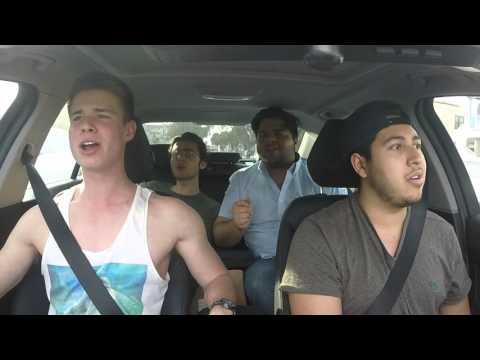 No Control Carpool Karaoke
