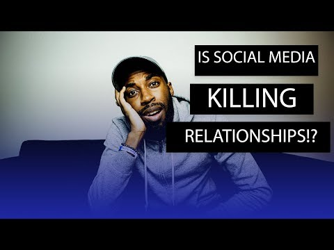 WHAT'S HAPPENING WITH RELATIONSHIPS? IS SOCIAL MEDIA EFFECTING THEM!? | COREY JONES