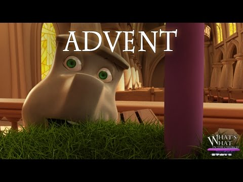 What's What In the Church – Episode 7 – Advent Wreath