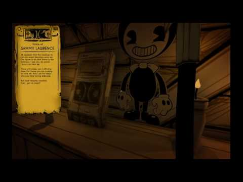 things are scarier than we thought (bendy and the ink machine pt2)