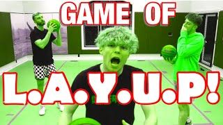 "Game Of ""L.A.Y.U.P"" (Layups Only)"