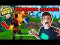Fortnite Meteor Crashes - ALMOST HITS US! Final Day Season 3