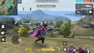 Dragonov + AK47 in Rank Match - Garena Free Fire  - Desi Gamers