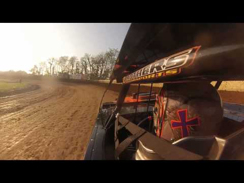 Florence Speedway Heat Josh Rice 5/10/14