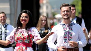 Ovidiu si Ioana Taran - Hai Romanie  ( Hit 2020 )