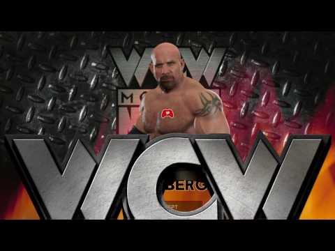 WCW Monday Nitro in WWE 2K17 : Episode 1