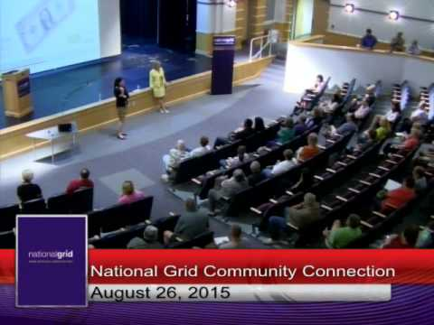 National Grid Community Connections, Auburn from August 26, 2015