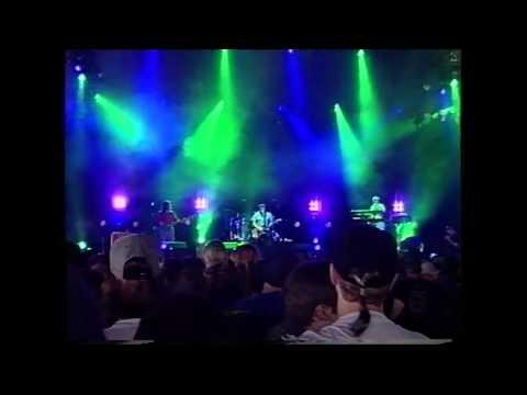 Gorki LIVE   Rock Werchter 2000