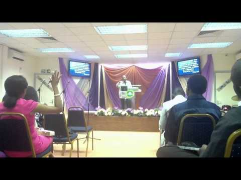 The Elshaddai God pt 2 Taiwo Awobajo