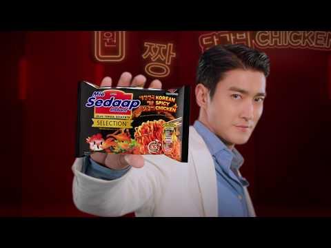 mie-sedaap-korean-spicy-chicken-x-siwon,-cobain-pedasnya!